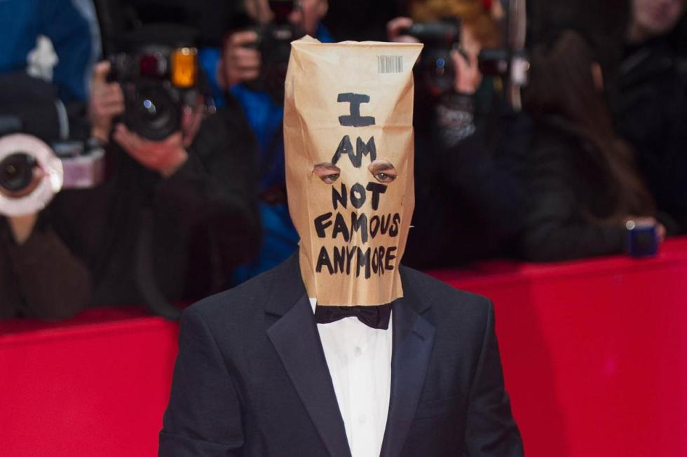 I am not famous anymore Shia LaBeauf