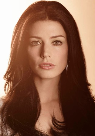 Jessica Pare as Megan Draper - Mad Men _ Season 7B, Portraits - Photo Credit: Frank Ockenfels 3/AMC