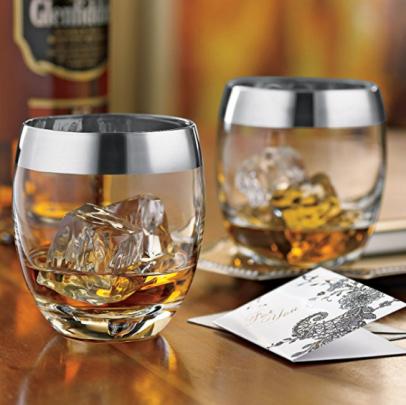 Don Draper glasses whisky Mad Men