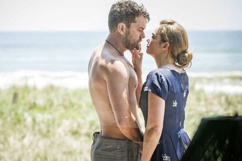 Alison e Cole The Affair