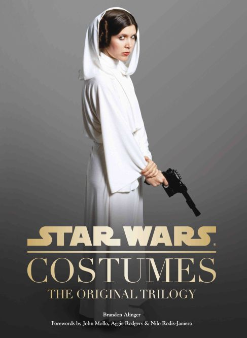 Star Wars Costumes: the original trilogy.