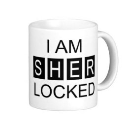 Mug I am Sherlocked