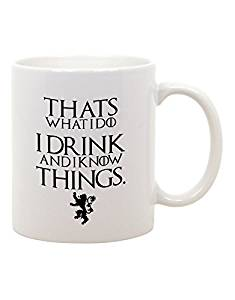 Mug Tyrion Lannister Game of Thrones