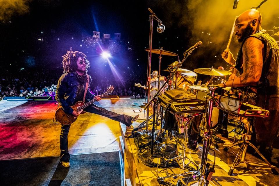 Lenny Kravitz all'Arena di Verona
